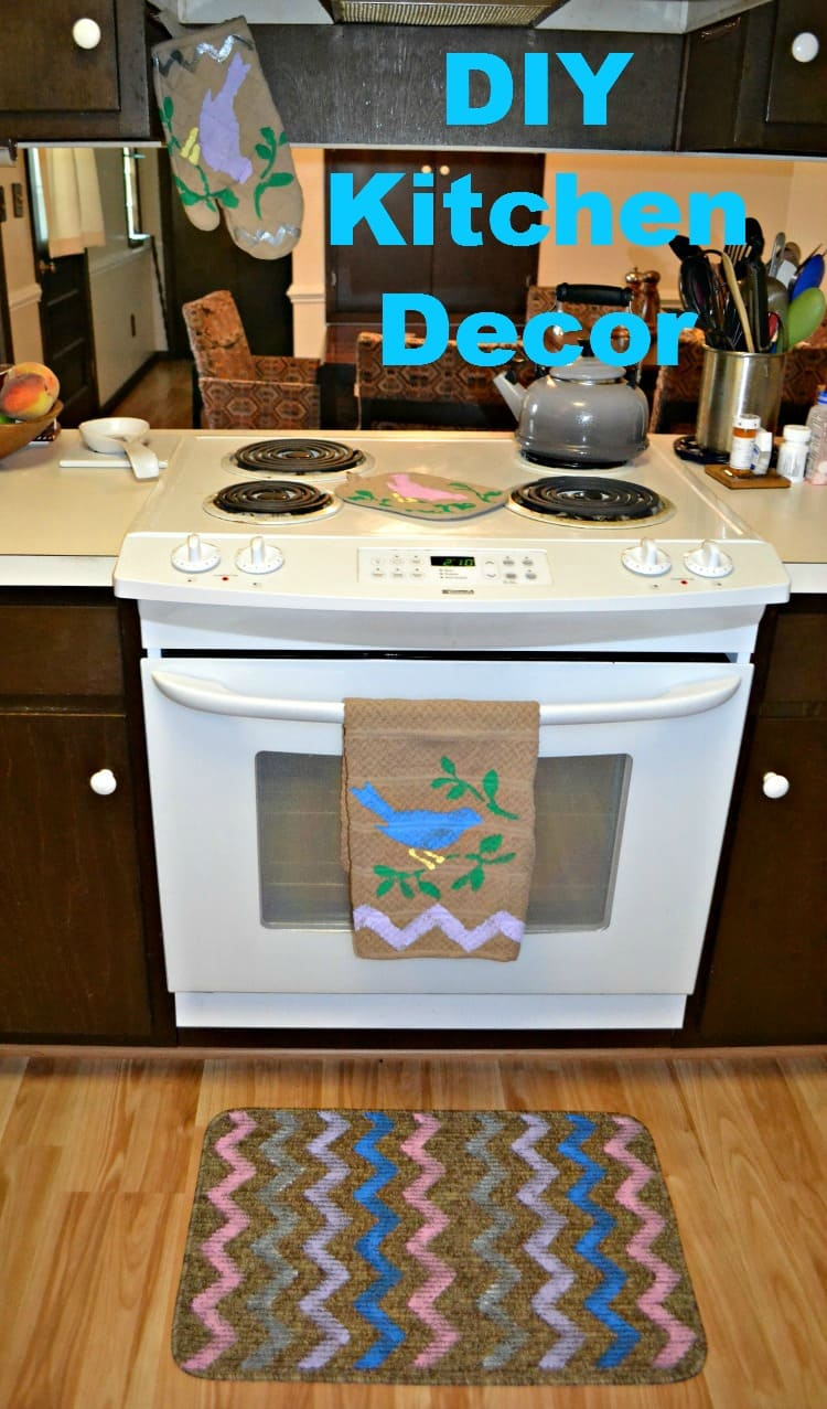 DIY Kitchen Decor with Tulip For Your Home Products ...